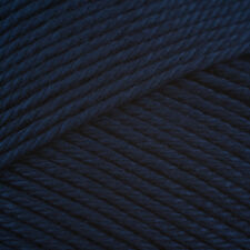 Patons Cotton Blend 8 Ply #11 Navy Cotton/acrylic 50g