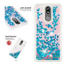 For LG V30 LG W10 W30 Popular Liquid Quicksand TPU Slim Phone Case Cover