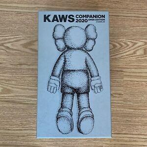 KAWS Companion - Grey 2020 Open Edition Figure - BoxedUp