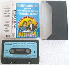 RENZO ARBORE Discao Meravigliao (1988) MUSICASSETTA TAPE Fonit Cetra – STMC 197