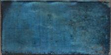 """Quadratmeterpreis, Blaue spanische Wandfliesen """"Catania Azul"""", 15x30 cm"""