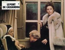 AVA GARDNER THE CASSANDRA CROSSING 1976 VINTAGE PHOTO LOBBY CARD N°1