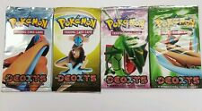 Pokémon EX Deoxys Booster Pack loose L@@K! have all 4 styles