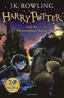 Harry Potter and the Philosopher's Stone New Paperback Book - Super Fast Deliver