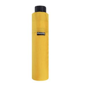 Doppler Fiber Havanna Umbrella Shiny Yellow