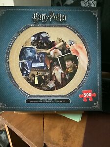 HARRY POTTER AND THE PHILOSOPHER'S STONE - JIGSAW PUZZLE 500 PIECES