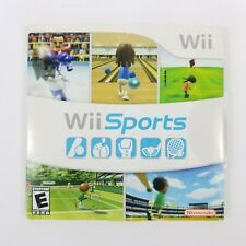 Wii Sports - Nintendo Wii