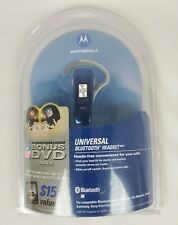 Motorola H670 Universal Bluetooth Headset ( Single Over Ear, NEW!) FREE SHIPPING