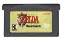 Legend Zelda Four Sword  Gameboy Advance GBA