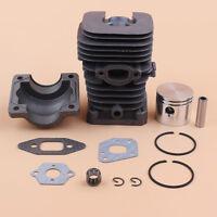 Cylinder Piston Kit For Poulan PP220 PP221 PP260 1950 2150 2250 2450 2550 SM4018
