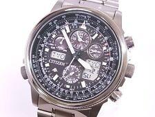 Citizen Promaster Chronograph PMV65-2271 Eco-Drive Radio Watch from Japan NIB