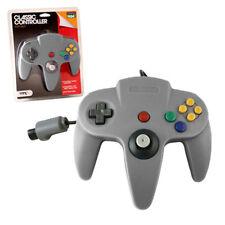 TTX Tech Classic Nintendo Gamepad - Green (NXN64-020)