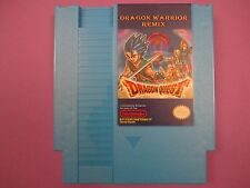 Dragon Warrior Remix Nintendo NES Classic Game Complete Series 1 2 3 4 + Quest