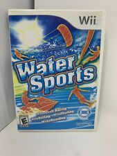 Water Sports Nintendo Wii Game Complete With Manual Ships Fast