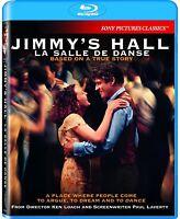 JIMMY'S HALL BLU RAY Movie- Brand New Fast Ship (HMV-395 / HMV-62)