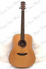 Luna Wabi Sabi Solid Spruce Top Dreadnought Acoustic Guitar *FREE POSTAGE*