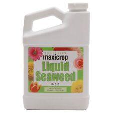 Maxicrop Liquid Seaweed 1 Quart qt 32 oz Hydroponic Plant Grow Nutrient