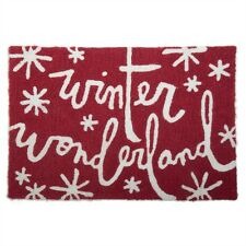 Tag Winter Wonderland Washable Poly Floor Mat