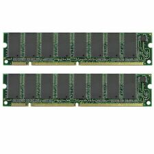 2x256 512MB Memory Dell Dimension 4100 866 SDRAM PC133 TESTED