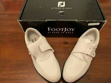 FOOTJOY GREENJOYS WOMEN'S STYLE GOLF SHOES SIZE 6 MEDIUM WITH BOX
