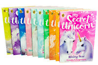 My Secret Unicorn 10 Book Collection by Linda Chapman, Rising Star, Friends Fore
