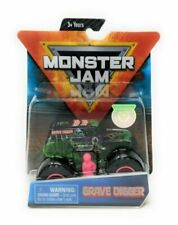 GRAVE DIGGER Danger Divas Monster Jam 20116884 Spin Master Pink Wheels & Figure