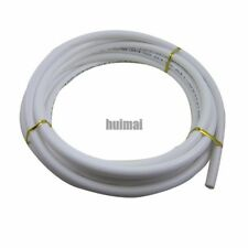 "3/8"" Tube 5m Meters white PE Tubing Hose Pipe for RO Water Reverse Osmosis 15ft"