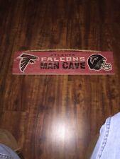 Atlanta Falcons Man Cave Sign