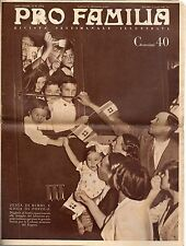 rivista - PRO FAMILIA CINEMA - ANNO 1937 N. 28 FERMO O SPARO!