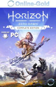 Horizon Zero Dawn Complete Edition - PC Steam Game Key - Digital Code [Weltweit]