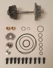 2004-2006 Duramax LLY turbo rebuild kit with 360 thrust bearing and wheels