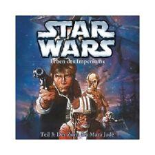 STAR WARS - ERBEN DES IMPERIUMS-TEIL 3: DER ZORN DER MARA JADE  CD  NEU