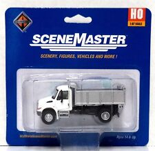 HO Scale Walthers SceneMaster 949-11637 International Utility Company Dump Truck