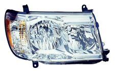 Headlight Assembly Front Right Maxzone fits 2006 Toyota Land Cruiser