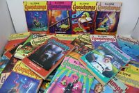 Goosebumps Books - Lot of 10 - Random mix/Unsorted