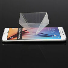Holographic 3D projector for Any Cell Phone