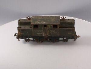 Ives 3242 Standard Gauge Electric Locomotive