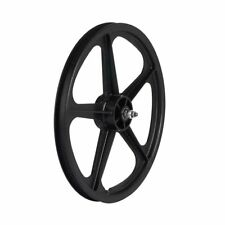 "Skyway Tuff II wheel set 20X1.75"" 3/8"" nutted FW 5 Spk Bk"