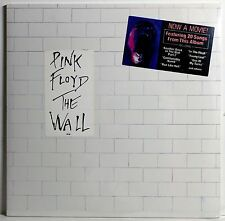 PINK FLOYD The Wall vinyl LP - NEW!  STILL SEALED!!! 1982 USA w/hype stickers