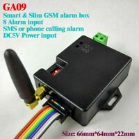8 Channel GSM Alert/ SMS Alarm Call Wireless Module Antenna Home Security Hot