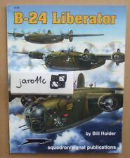 B-24 LIBERATOR by Bill Holder - Squadron/Signal