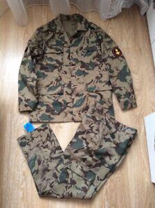 TTSKO Butan butane Swirl camouflage USSR Russian Soviet Marines Navy VDV Airborn