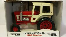 Ertl International 1468 V8 1/16 diecast metal farm tractor replica collectible