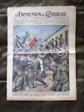 La Domenica del Corriere 24 Maggio 1936 Fanteria Festa Graziani Gran Premio