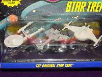 Micro Machines The Original Star Trek Collection Galoob Spaceships Battlecruiser