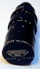 "Objectif ANGENIEUX-MOUNT "" ARRIFLEX ""-16 mm-ZOOM F17,5 / 70 mm..1:2.2-N°119878"