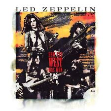 LED Zeppelin How The West Was Won 4 X 180gm Vinyl LP 3 CD DVD &