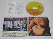 Message in a bottle/Bande Originale/GABRIEL YARED (East West Japon AMCY - 7044) Japon CD