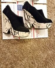 women qupid wedge shoes size 9