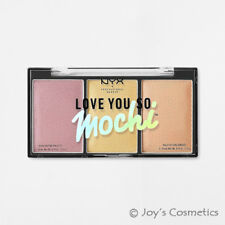 "1 NYX Love You So Mochi Highlighting Palette "" LYSMHP01 - Lit Life "" *Joy's*"